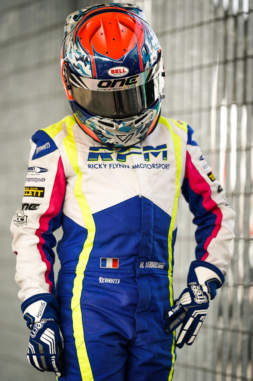 WSK Super Master Series, LA CONCA, International Race